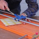 alquiler cortadora de ceramica manual