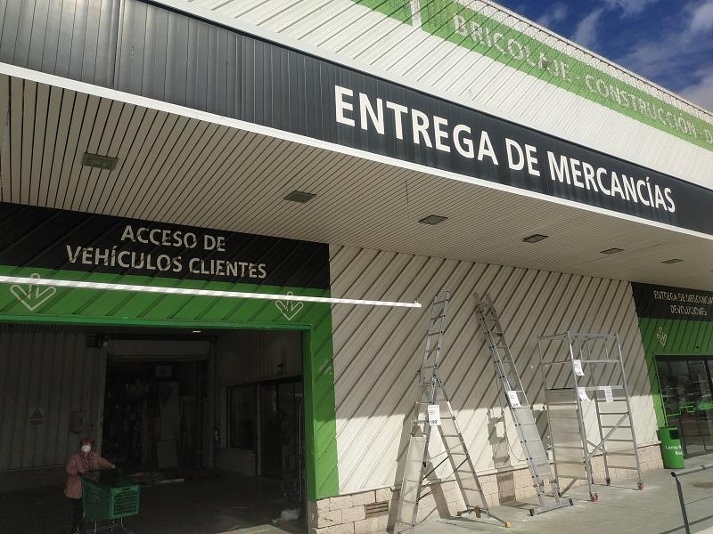 alquiler maquinaria Rivas-Vaciamadrid